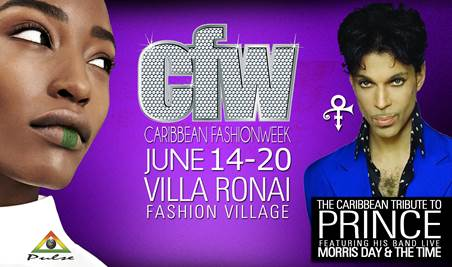CFW 2016 Tribute to Prince